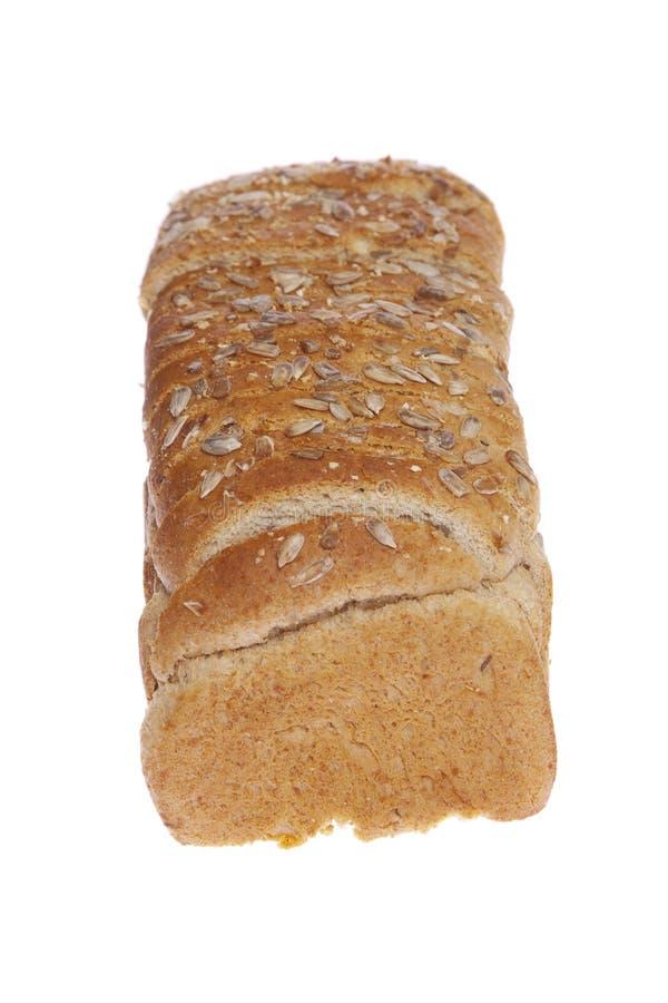 Download Brot stockfoto. Bild von weiß, geschnitten, organisch - 12200290