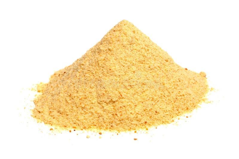 Brot-Krumen (Zwieback-Mehl) lizenzfreies stockfoto