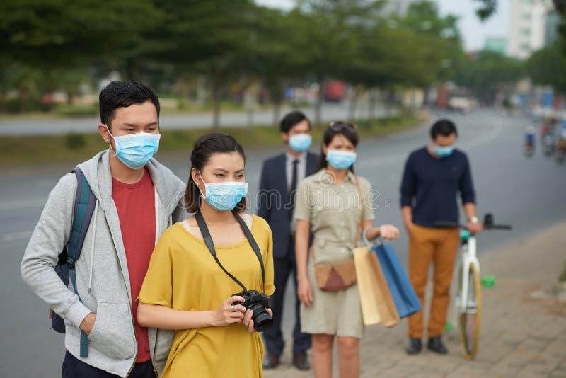 Brote de la gripe fotografía de archivo libre de regalías