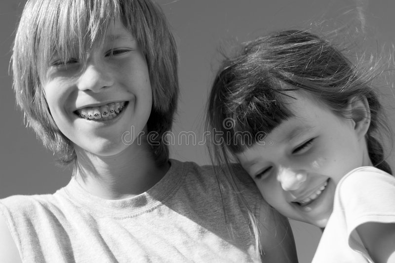 Download Brother And Sister Royalty Free Stock Photography - Image: 1588107
