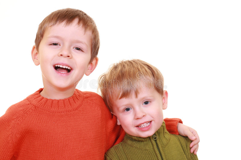 Download Brothers stock photo. Image of cheerful, boys, together - 1903070