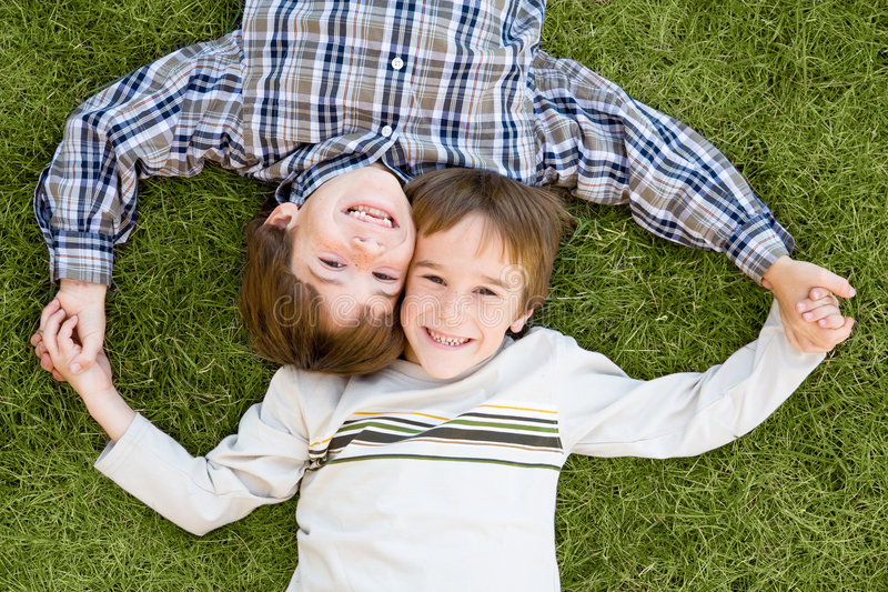 Download Brothers Royalty Free Stock Photography - Image: 4882117