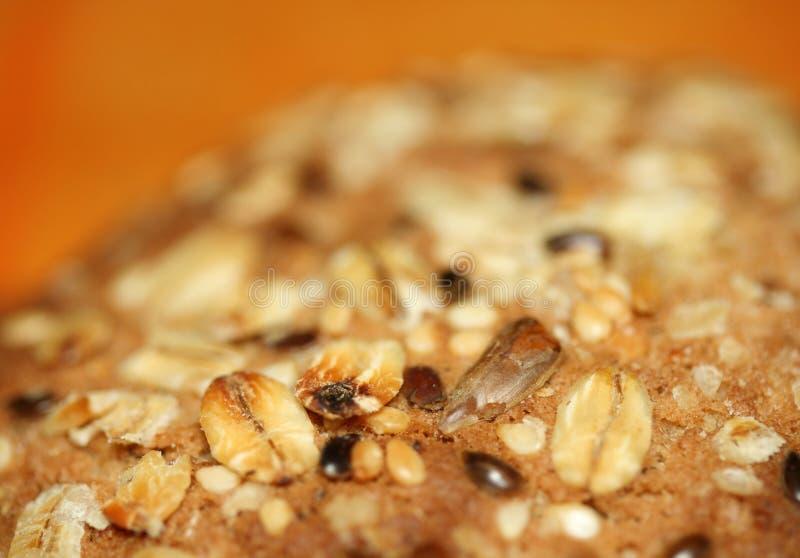 Brotoberfläche lizenzfreies stockbild