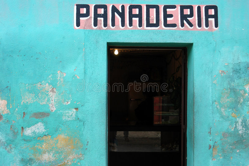 Brotspeicher, Antigua, Guatemala. stockfotos