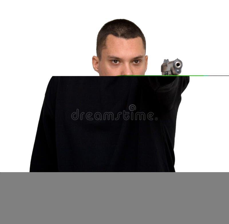 brottsling arkivfoto