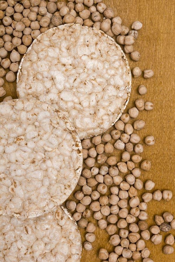 Brotweizenroggen organisch lizenzfreie stockfotografie