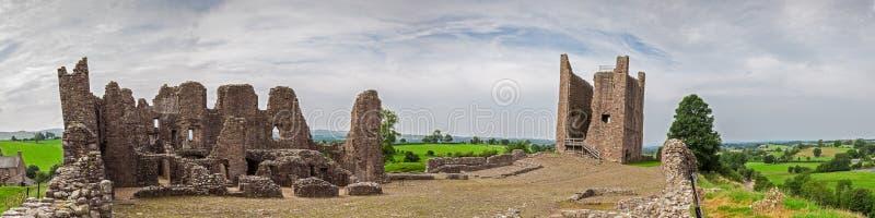 Brough城堡 免版税图库摄影