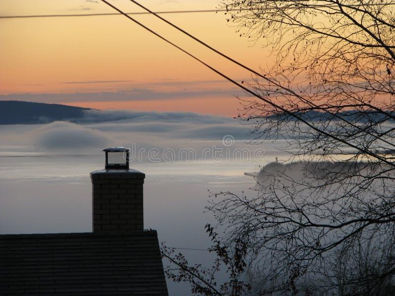 Brouillard étrange photos libres de droits