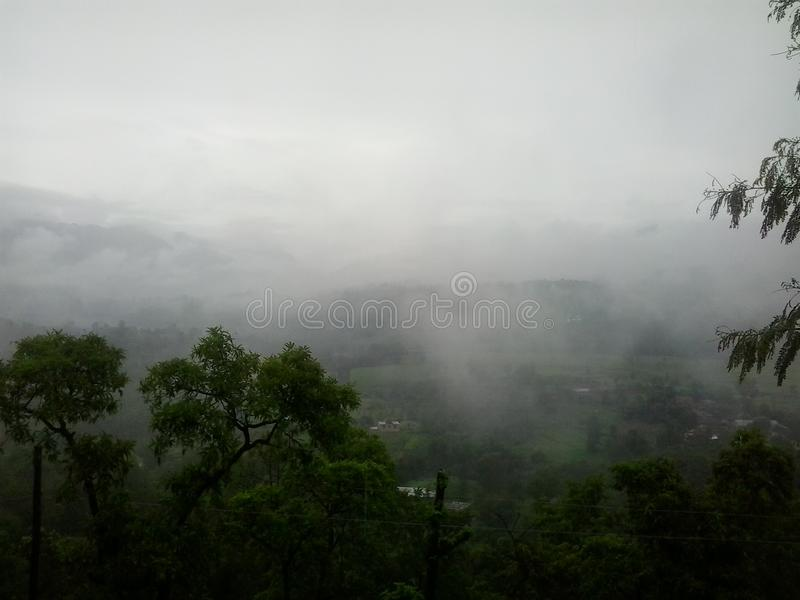 brouillard image libre de droits