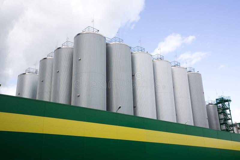 Brouwerij stock fotografie