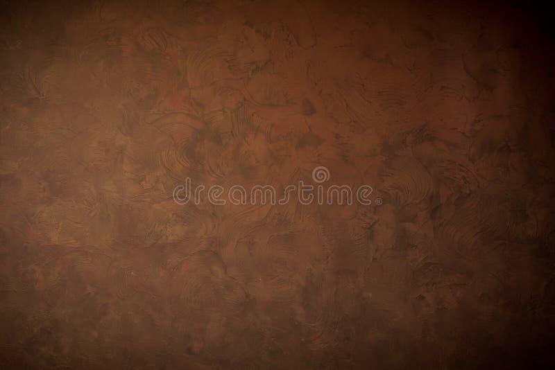 Brown ściany tekstura i tło