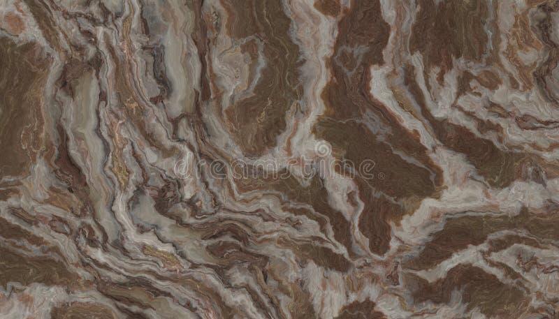 Brown żyły marmuru kamień obraz stock
