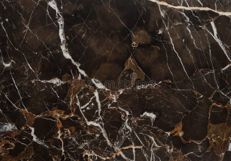 Brown żyły marmuru kamień obraz royalty free