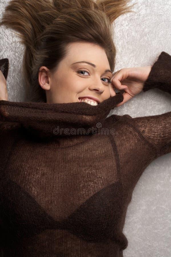 Download Brown fotografering för bildbyråer. Bild av belåtenhet - 996677