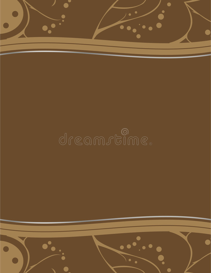 Download Brown Abstract Earthy Design 4 Stock Vector - Image: 5807665