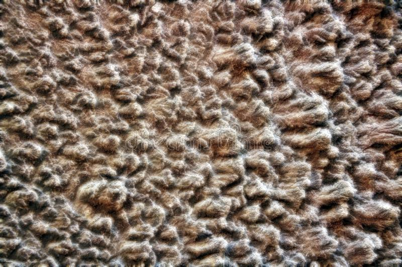 Brown abstract texture for walls and flooring. stock photography
