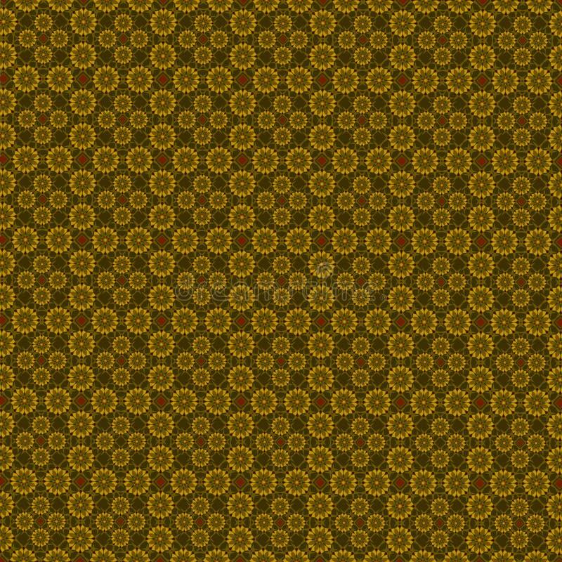 Brown abstrakta wzory zdjęcie stock