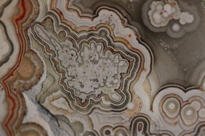 Brown agata tekstura obraz stock