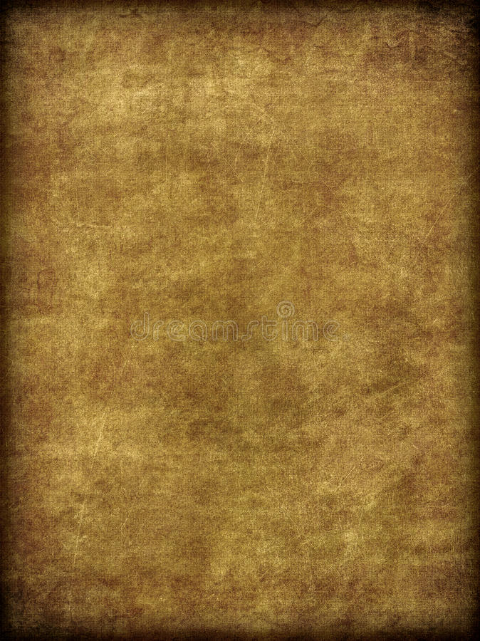 Download Brown Aged And Worn Burlap Like Texture Stock Illustration - Illustration: 15641545