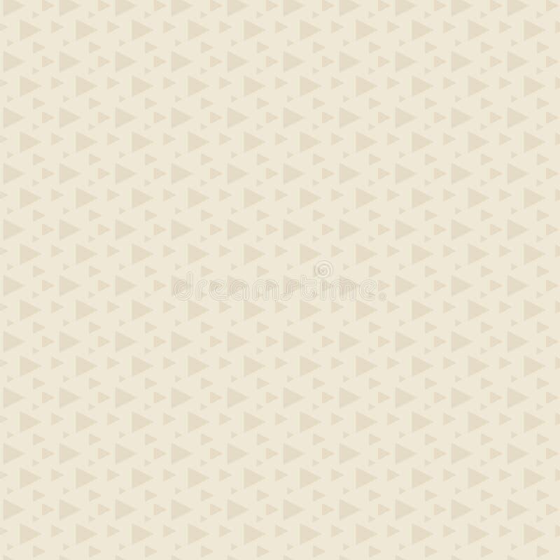 Brown allument le modèle sans couture de fond retenu par calme translucide sensible de couleur en pastel de café avec le tex exté illustration stock