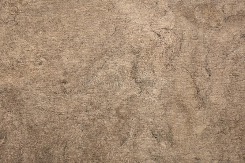 Brown amate bark paper texture royalty free stock images