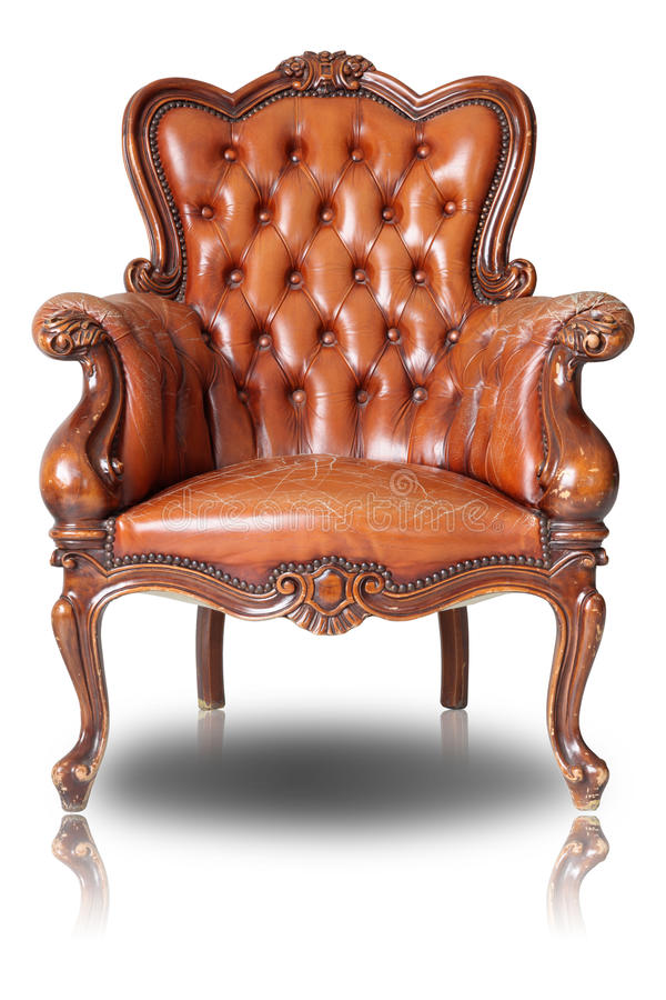 Download Brown armchair stock photo. Image of fashion, design - 21114014
