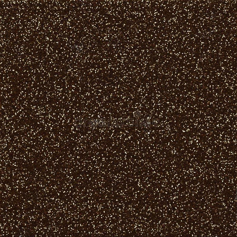 Brown błyskotliwości papieru tekstura zdjęcia stock