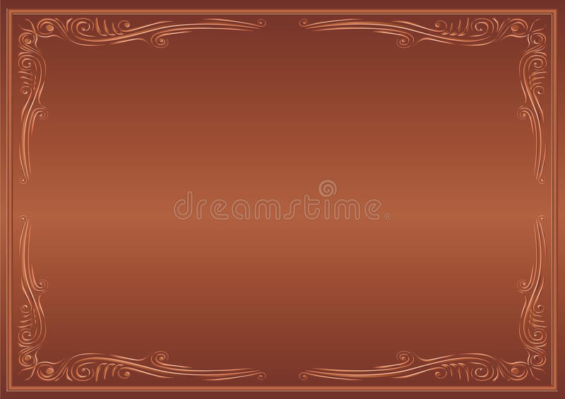 Brown Background Royalty Free Stock Images