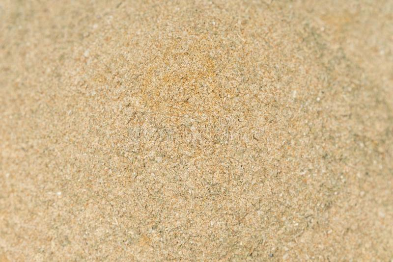 Brown background of ground pepper.  royalty free stock photo