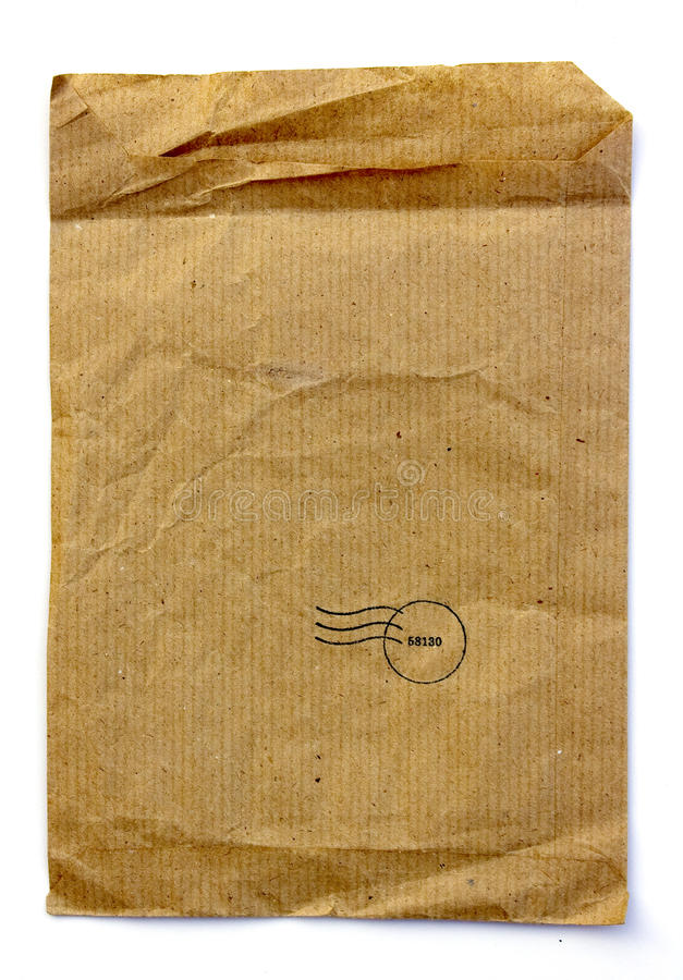 Free Brown Bag, A Recycle Material Royalty Free Stock Image - 19337306
