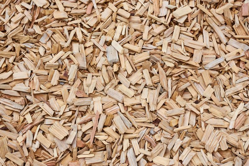 Brown bark mulch photo background royalty free stock photos
