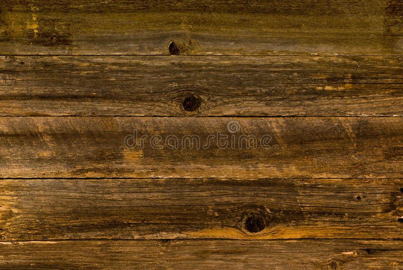 Brown barn wood. Old natural brown barn wood texture background pattern