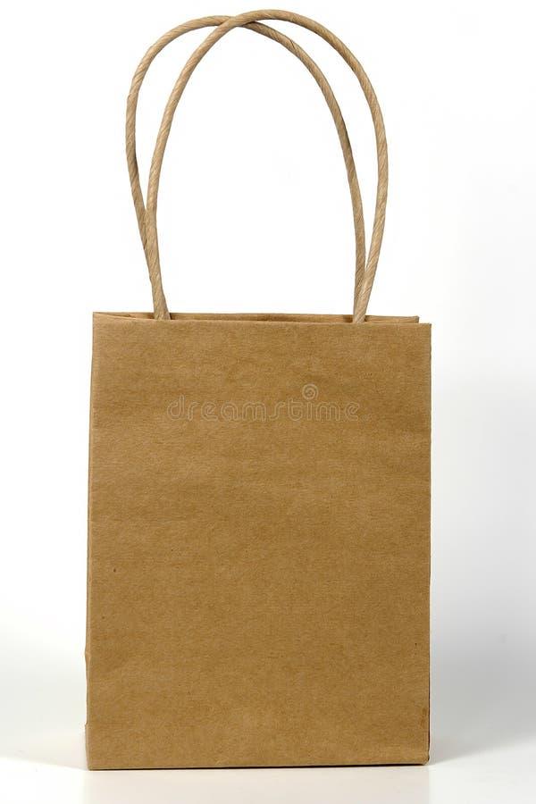 Download Brown-Beutel stockfoto. Bild von einkaufen, beutel, braun - 42560