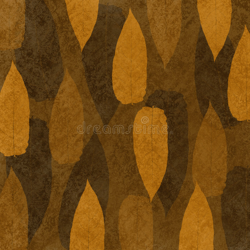 Brown-Blätter lizenzfreie stockbilder