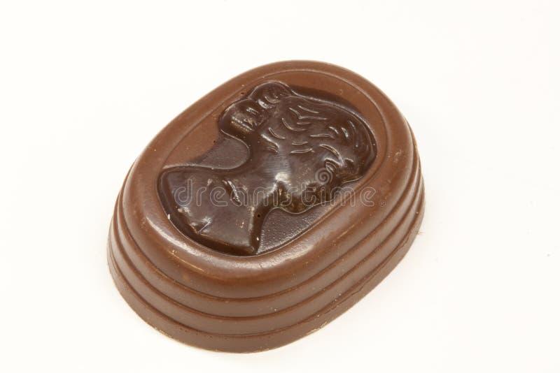 Brown-Bonbon stockfoto