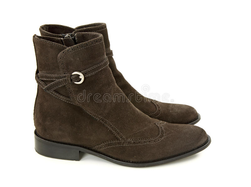 Download Brown boots stock image. Image of horizontal, clothing - 11612425