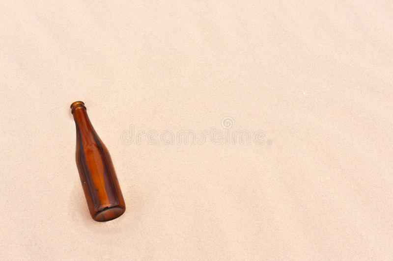 Download Brown bottle stock photo. Image of rock, communication - 22603176
