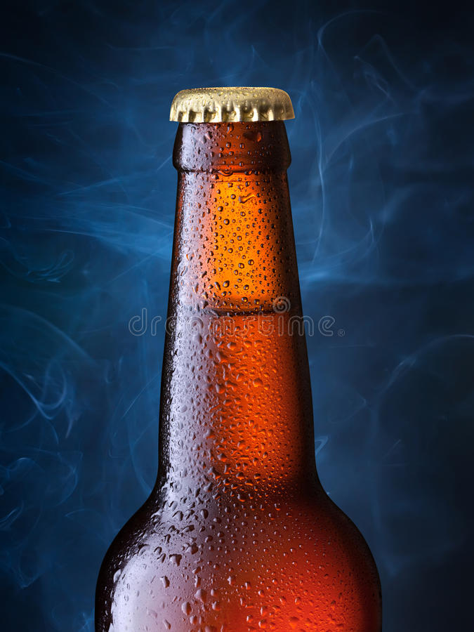 Brown Bottle Stock Images