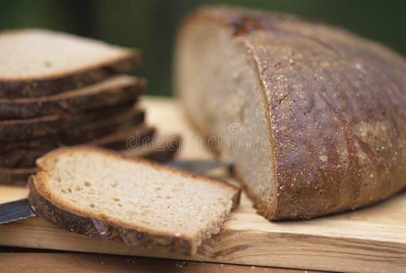 Brown-Brot lizenzfreie stockfotografie