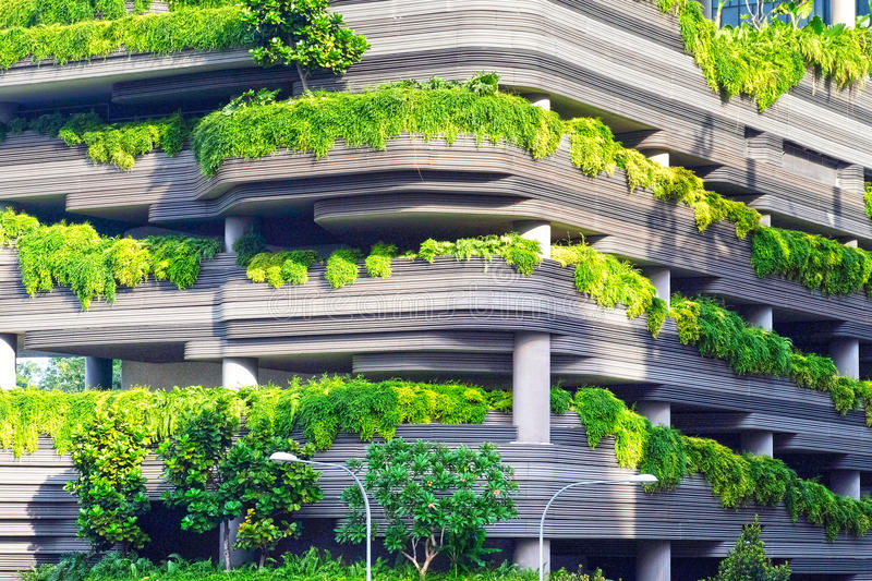 Brown Building Covered By Green Plants Free Public Domain Cc0 Image
