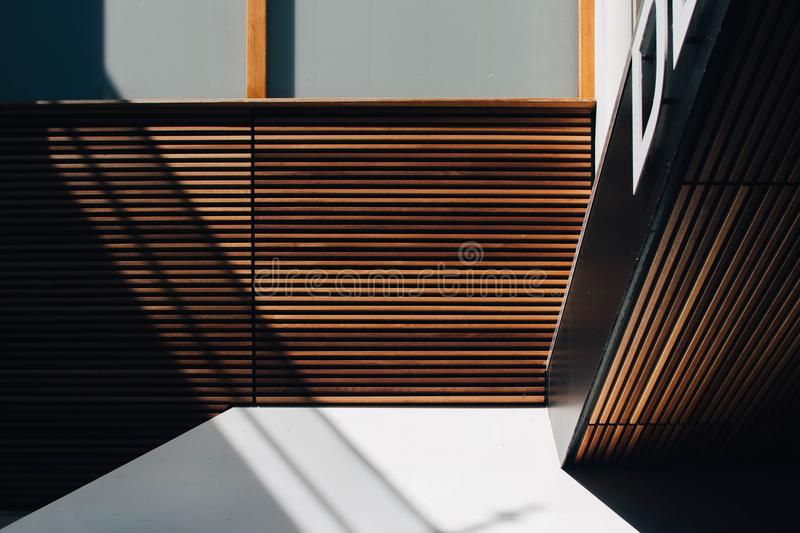 Brown, Building, Exterior stock image