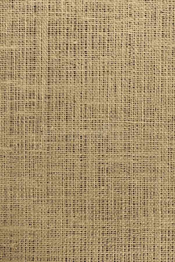 brown burlap obrazy stock