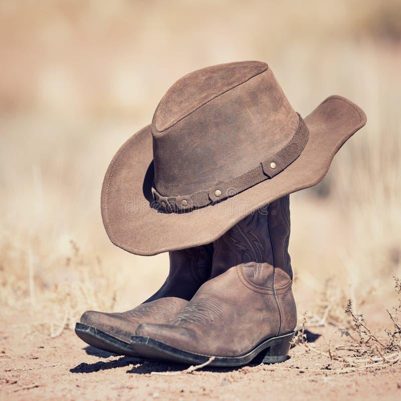 Kowbojski duch obraz stock