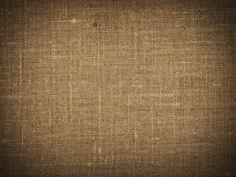 Download Brown canvas texture stock photo. Image of flax, background - 20338738