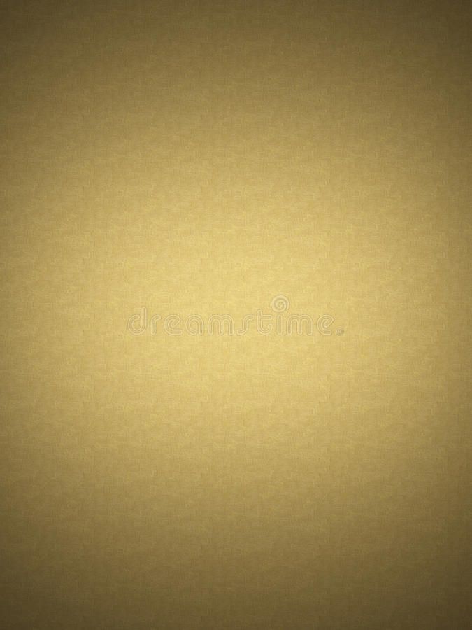 Brown canvas texture, or background. royalty free illustration