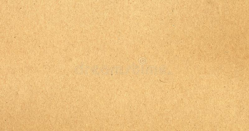 Brown cardboard texture background. Brown cardboard texture useful as a background in 4K format 4096 x 2160 royalty free stock images