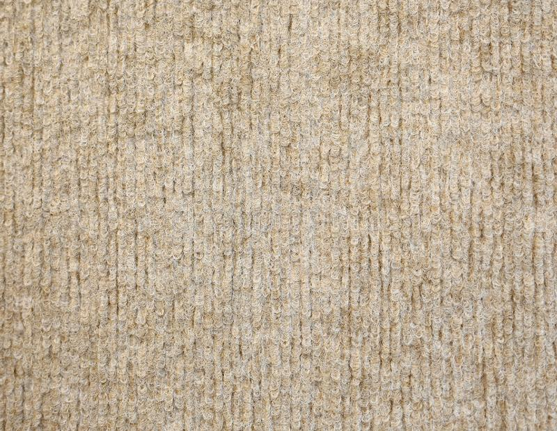 A Brown carpet texture background royalty free stock image