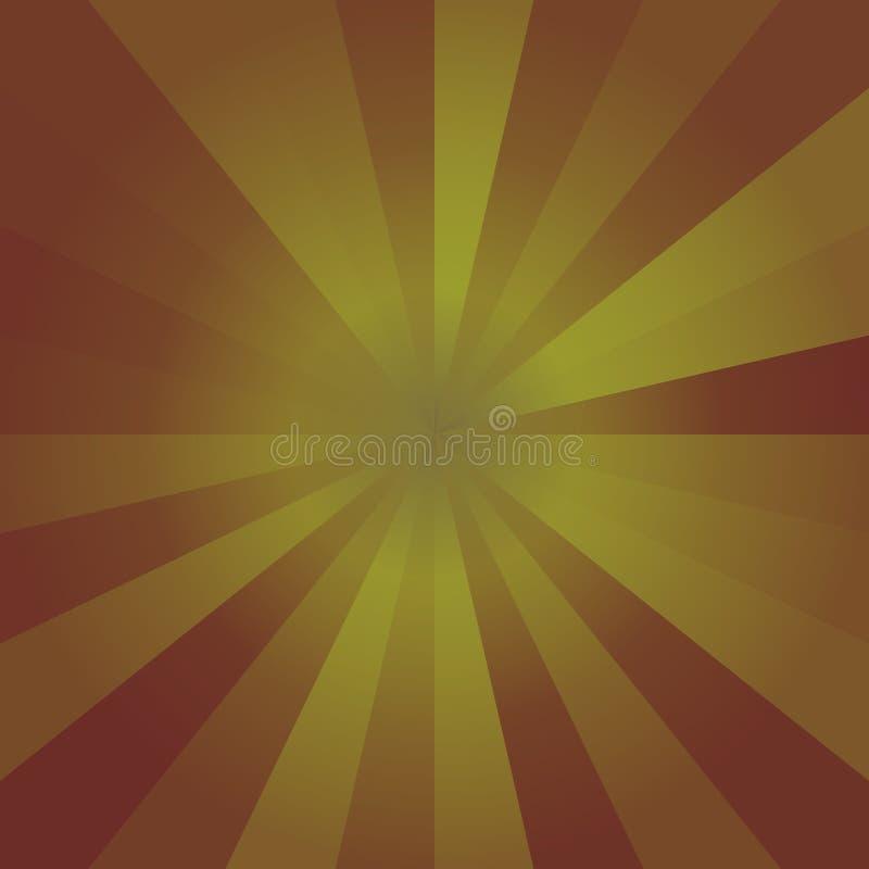 Brown che accende struttura con il modello giallo di incandescenza, fondo fotografia stock libera da diritti
