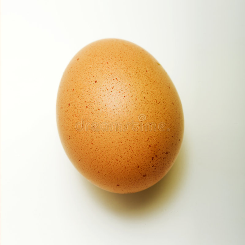Download Brown chicken egg stock photo. Image of natural, speckled - 2614768