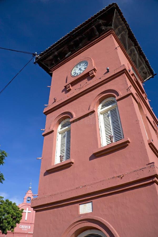 Download Brown Clock Tower Stock Photos - Image: 6740173